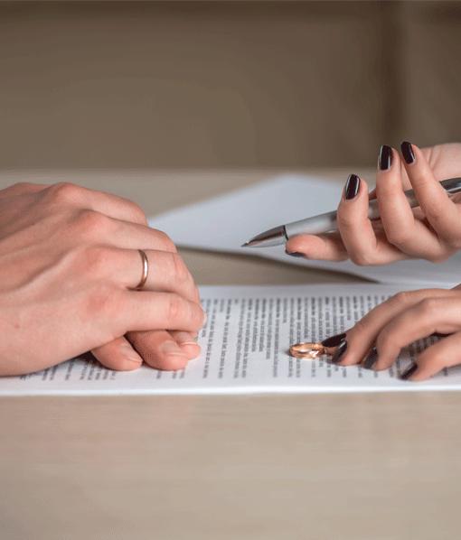 ¿Es posible divorciarse de una forma rápida y poco dolorosa?